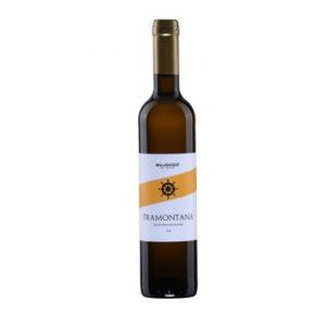 Bujdosó Tramontana édes fehérbor