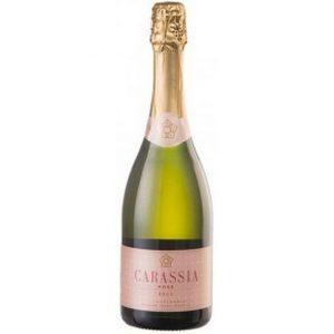 Kárásztelek Carassia Rosé Brut pezsgő