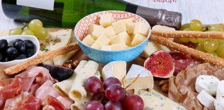 Vendégváró sajttál